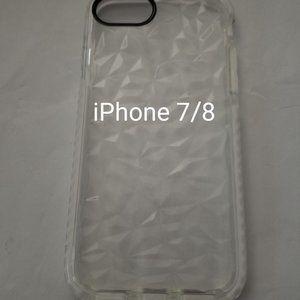 iPhone 7/8 Hard Plastic Case